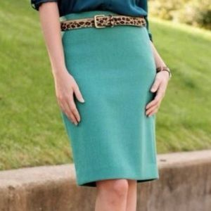 J Crew No. 2 Pencil Skirt, 16